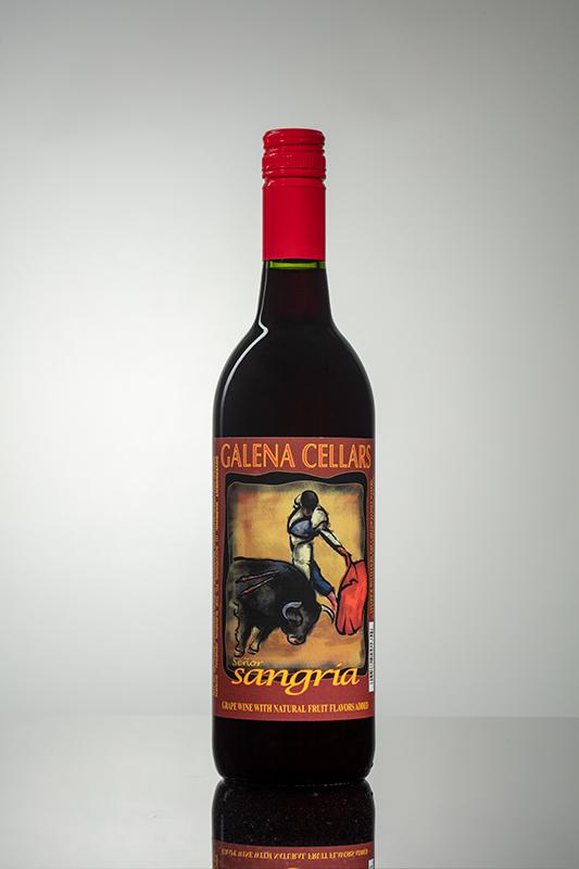 Senor Sangria Galena Cellars Vineyard Amp Winery